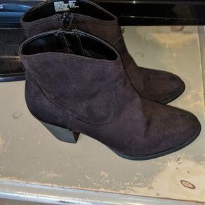 Faded glory booties